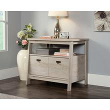 See Details - Lateral File Cabinet in Chalked Chestnut