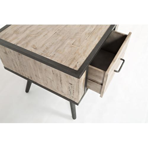 American Retrospective End Table
