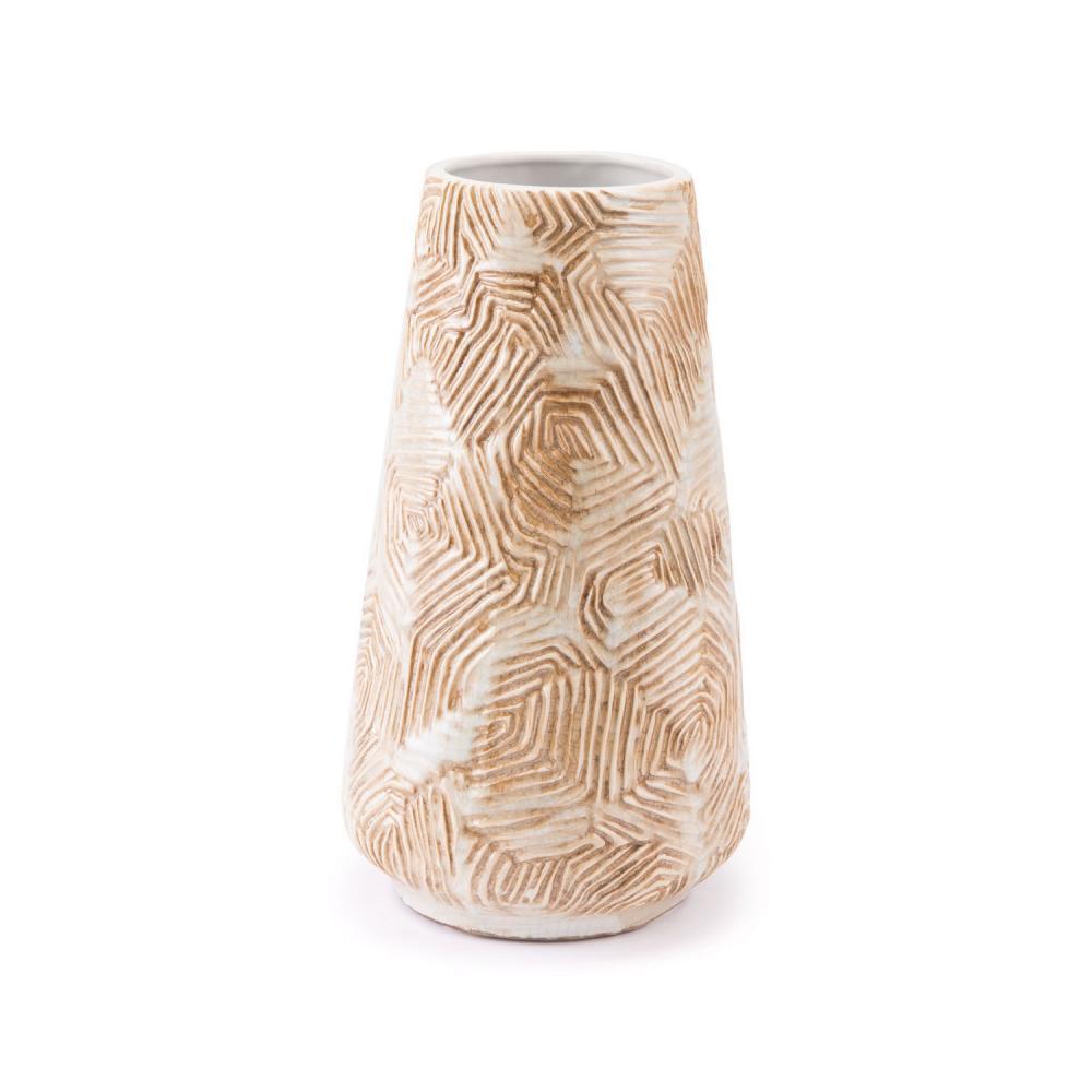 Medium Beige Vase Beige