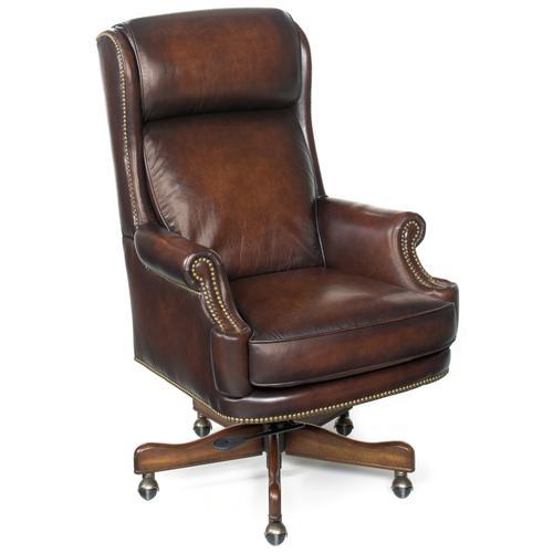 Hooker Furniture - Kevin Executive Swivel Tilt Chair