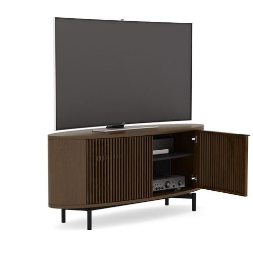 Media Console 9650 in Toasted Walnut