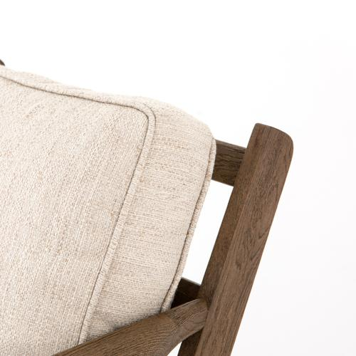 Avant Natural Cover Brooks Lounge Chair