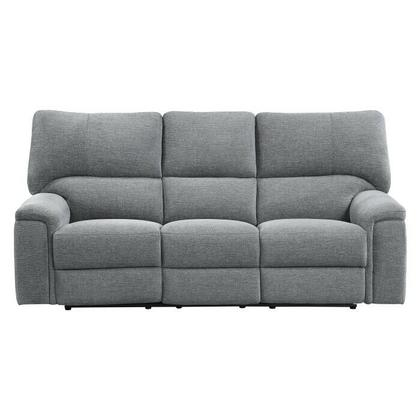 See Details - Power Double Reclining Sofa with Power Headrests