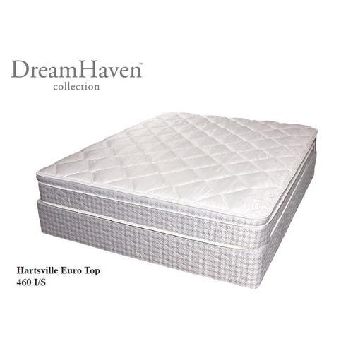 Dreamhaven - Dreamhaven - Hartsville - Euro Top - King
