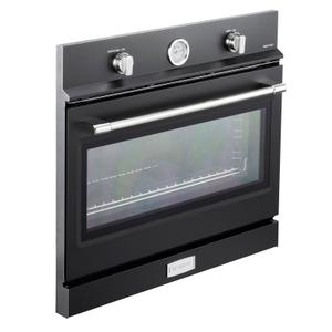 "VeronaVerona 30"" Gas Built-In Oven Matte Black"