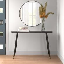 See Details - Soho Wood Console Table