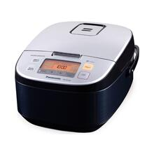 5 Cup (uncooked) Microcomputer Controlled Rice Cooker - Black - SR-ZX105