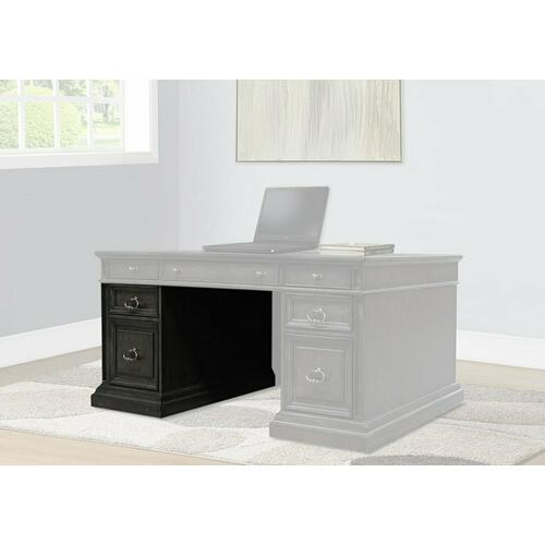 WASHINGTON HEIGHTS Executive Left Desk Pedestal