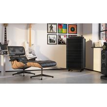 See Details - Corridor 8172 Audio Tower in Charcoal Stained Ash