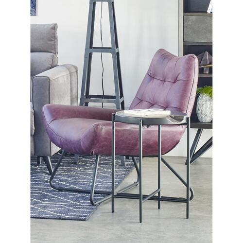Moe's Home Collection - Graduate Lounge Chair Purple