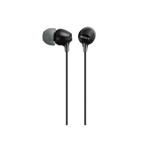Sony - Wired In-ear Headphones - Black
