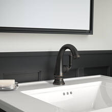 Delancey Single-Handle Faucet - Side Handle  American Standard - Legacy Bronze