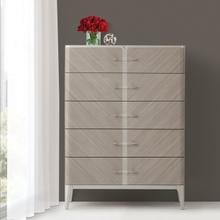 See Details - Highboy Vertical Storage Cabinet-chest of Drawers