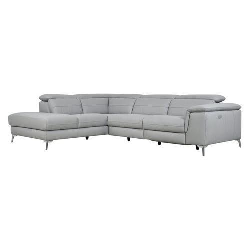 See Details - 2-Piece Power Sectional with Left Chaise
