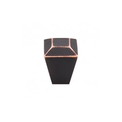 Juliet Knob 1 Inch - Tuscan Bronze