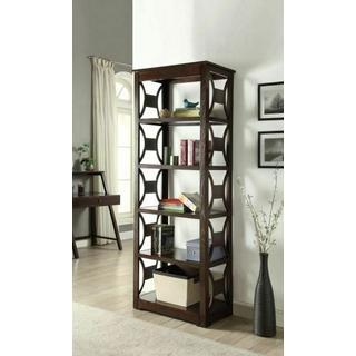 ACME Madge Bookcase - 92259 - Espresso