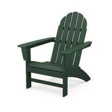 Vineyard Adirondack Chair in Green