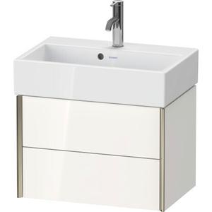 Duravit - Vanity Unit Wall-mounted Compact, White High Gloss (decor)