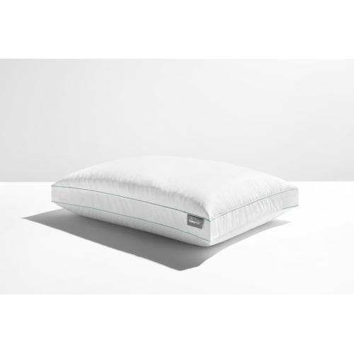 TEMPUR-Down Adjustable Support Pillow - Queen