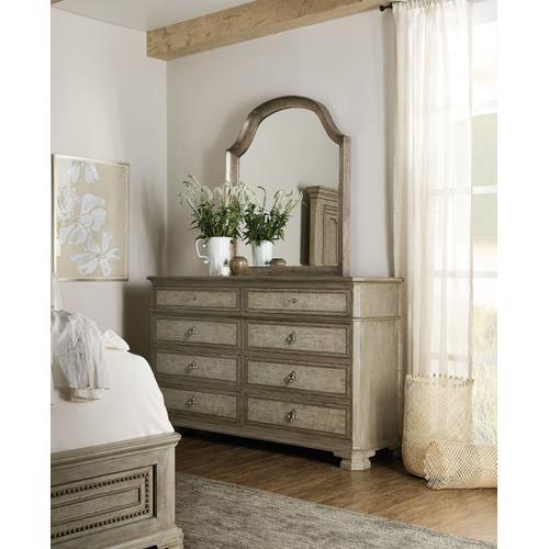 Bedroom Alfresco Metallo Mirror