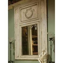 View Product - Queen Antoinette Trumeau Mirror