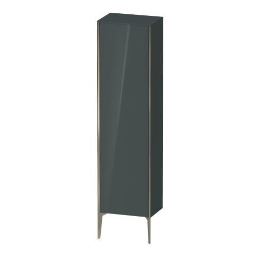 Tall Cabinet Floorstanding, Dolomiti Gray High Gloss (lacquer)