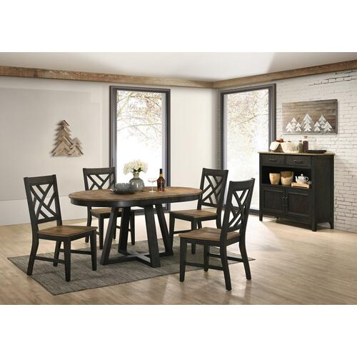 Product Image - Harper Round Dining Table