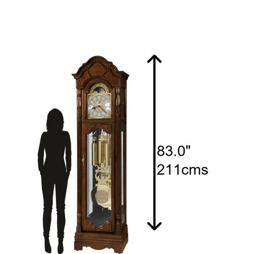Howard Miller Wilford Grandfather Clock 611226