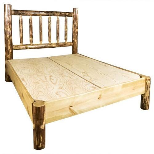 Glacier Country Collection Platform Beds