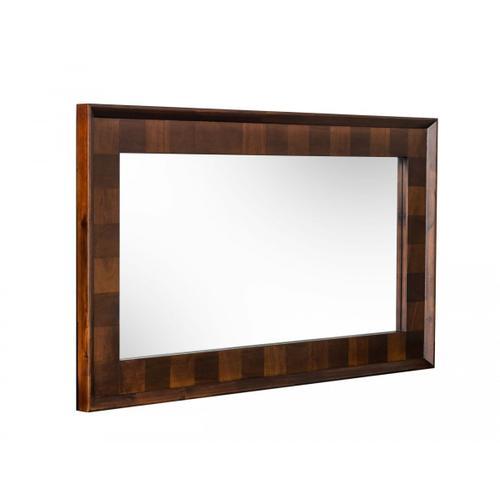 VIG Furniture - Modrest Shane - Modern Acacia Mirror