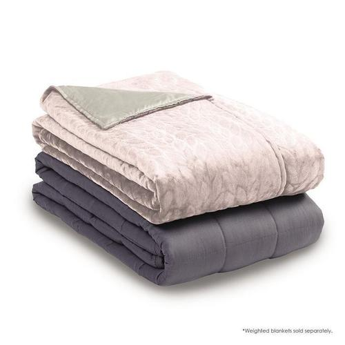 Weighted Blanket Cover - Dove Gray