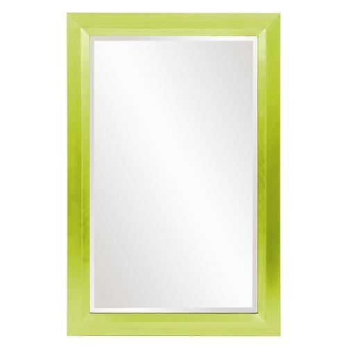 Howard Elliott - Avery Mirror - Glossy Green