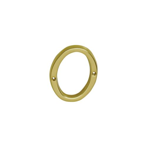 Schlage - House Accessories  Classic House 0 - Bright Brass