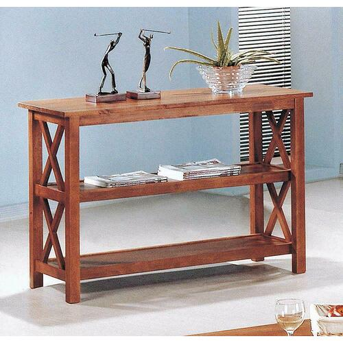 See Details - Casual Medium Brown Sofa Table