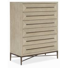 See Details - Cascade Six-Drawer Chest