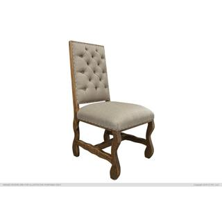 See Details - Chair Tufted Backrest