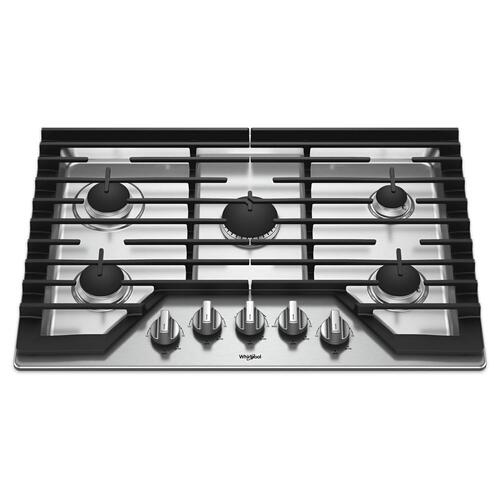 Gallery - 30-inch Gas Cooktop with Griddle