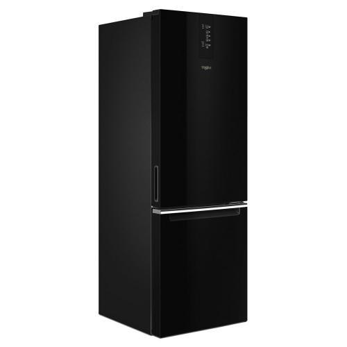 Whirlpool - 24-inch Wide Bottom-Freezer Refrigerator - 12.7 cu. ft.