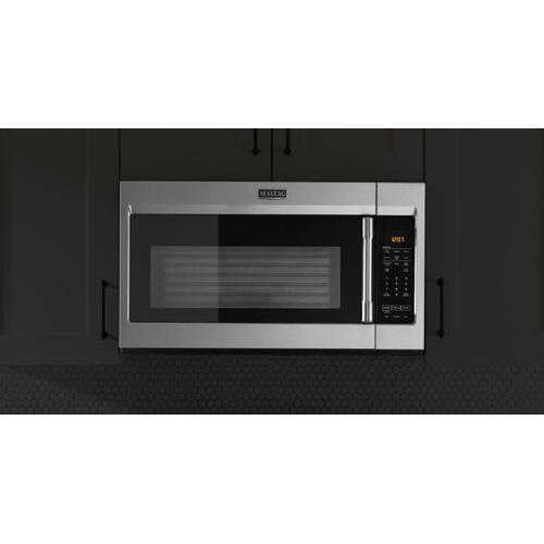 Maytag - 2.2 cu. ft. Countertop Microwave with Greater Capacity