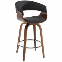 See Details - Holt 26'' Counter Stool in Charcoal