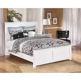 Bostwick Shoals - White 3 Piece Bed Set (Queen)