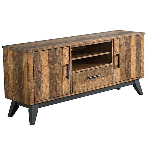 """Intercon Furniture - Urban Rustic 60"""" Console"""