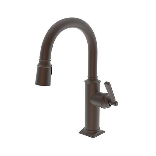 Newport Brass - English Bronze Prep/Bar Pull Down Faucet