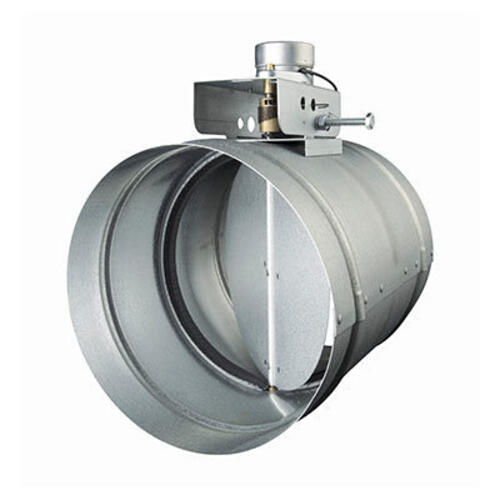 """View Product - 6"""" Automatic Make-Up Air Damper"""