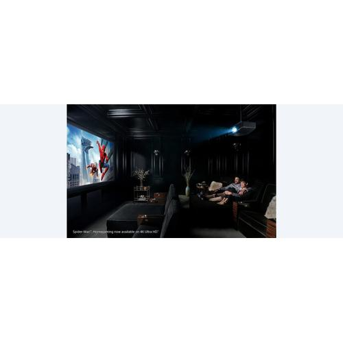 4K SXRD Home Theater Projector