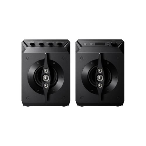 Sony - Signature Series Hi-Res Near Field Powered Speaker System