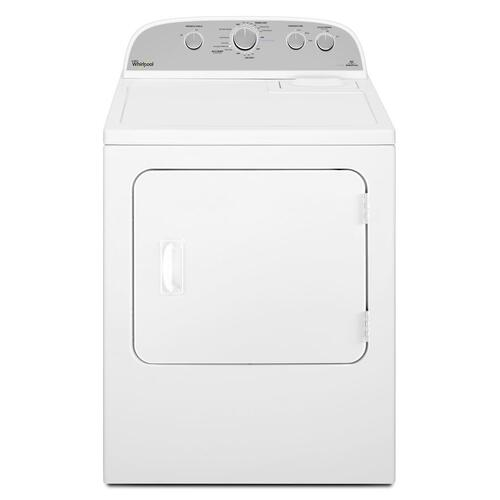 Whirlpool Canada - Whirlpool® 7.0 cu. ft. HE Dryer with Steam Refresh Cycle
