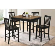 5-pcs Counter Height Dinning Set