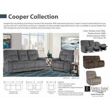 COOPER - SHADOW GREY Manual Recliner