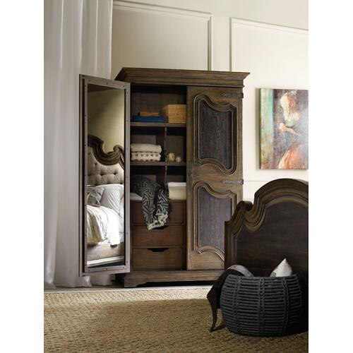 Bedroom Lakehills Wardrobe